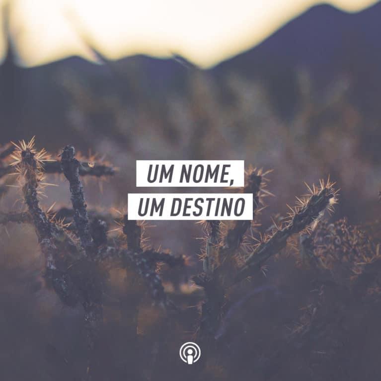 Um nome, um destino., Pr Marco A Peixoto